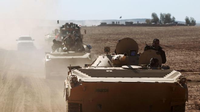 Las fuerzas iraquíes lanzan la batalla para recuperar el oeste de Mosul