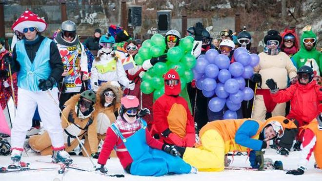 Un Carnaval sobre más de 270 kilómetros