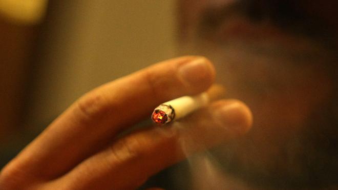 El tabaco no reduce el estrés