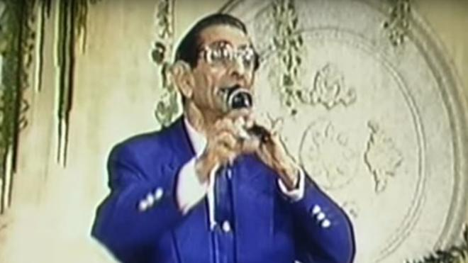 Fallece a los 83 años Bernardo Cortés