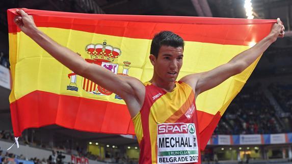 Una renovación tangible del atletismo español