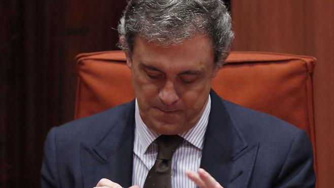 Jordi Pujol Jr. utilizó a un testaferro que en 2013 lavó dinero procedente del narcotráfico a gran escala