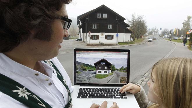 Google Street View permite viajar al centro de la tierra