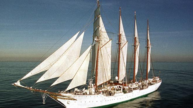 La juez desconoce quién metió los 127 kilos de droga en el buque 'Elcano'