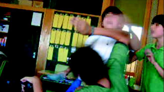 Las víctimas plantan cara al acoso escolar con la ayuda de sus compañeros