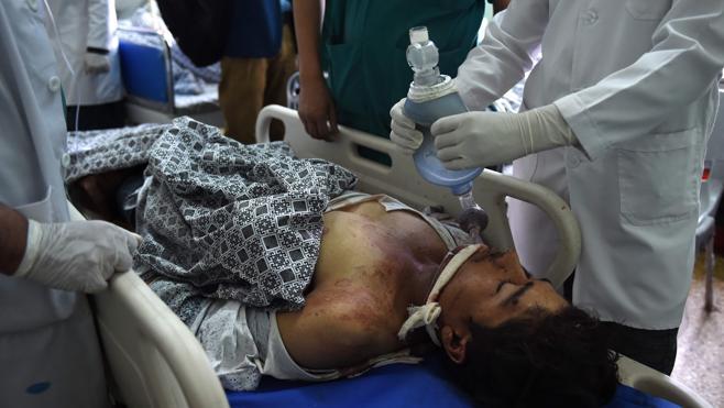 Daesh reivindica el atentado con ocho muertos contra la OTAN en Kabul