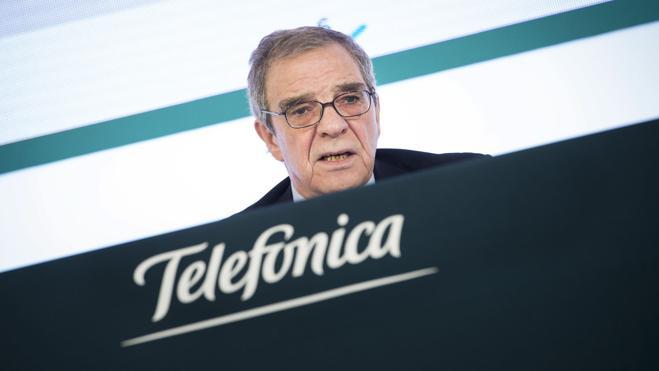 César Alierta deja el consejo de Telefónica tras 20 años en el cargo