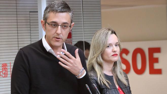 Madina insta a Sánchez a frenar los «insultos»: «Este partido merece algo mejor»
