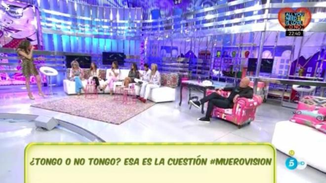 #Muerovisión, el hashtag de la vergüenza