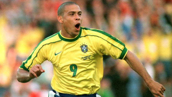 Los 'hijos' de Ronaldo