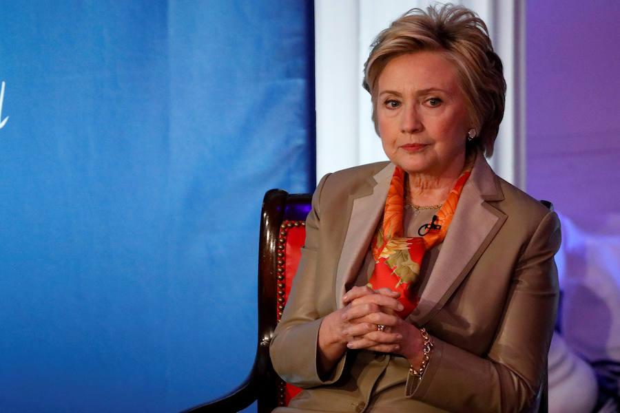 Hillary Clinton cree que Trump orientó a los medios de Rusia para atacarla