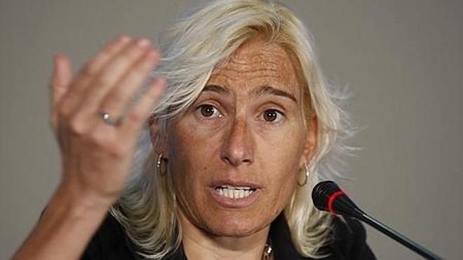 Marta Domínguez también pierde su demanda contra la IAAF