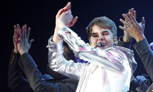 Justin Bieber, el adolescente más poderoso del planeta