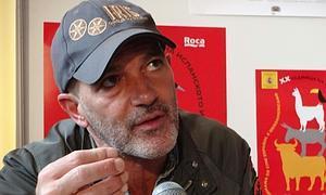 """Antonio Banderas: """"Las becas están para ayudar a quienes no tienen recursos, y el 5 es aprobado"""""""