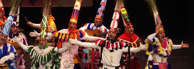 Sigue en directo en SUR.es las semifinales del Carnaval de Málaga