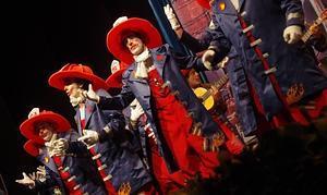 Sigue en directo la sexta noche de preliminares del Carnaval de Málaga 2014