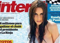 Lauren Vickers Calienta Motores Con Su Desnudo En Interviú Diario Sur