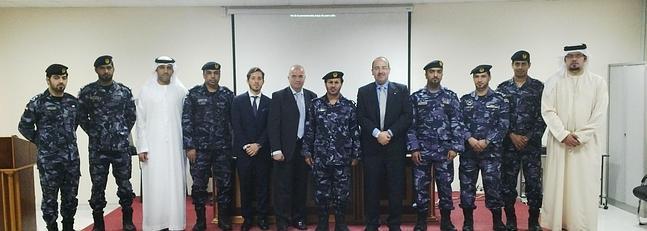La empresa de concertinas de Cártama instalará vallas de seguridad en Dubai