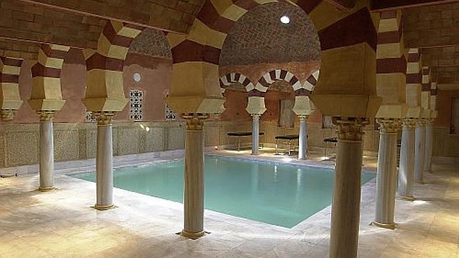 Hamanes, el último lujo oriental de Granada