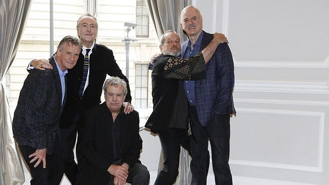 El último espectáculo de los Monty Python se estrenará vía satélite en Málaga