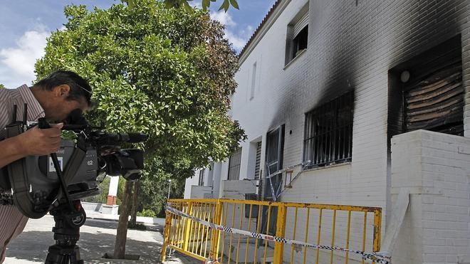Tensión en Estepa tras la imputación de seis vecinos por los asaltos