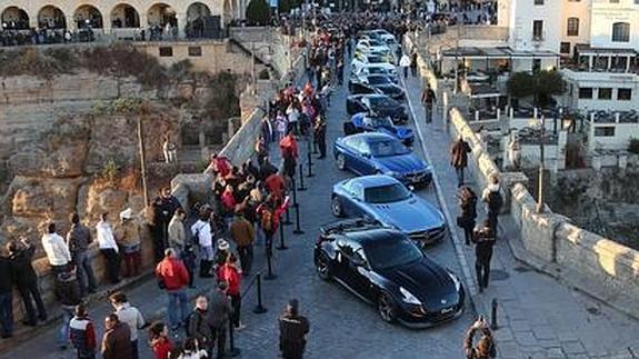 Circuito Ascari : El circuito ascari acogerá la final nacional de gran turismo