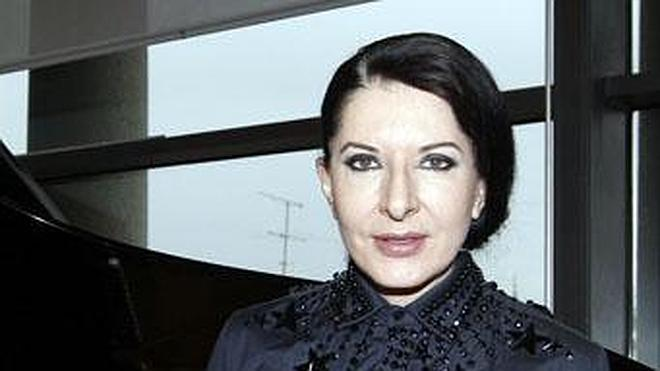 Marina Abramovic expone en el CAC Málaga