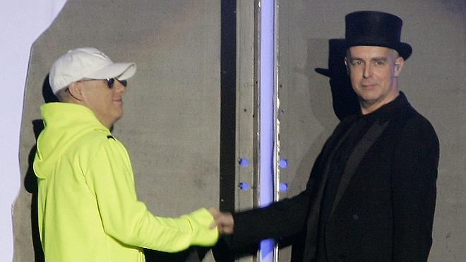 Pet Shop Boys, en el Starlite