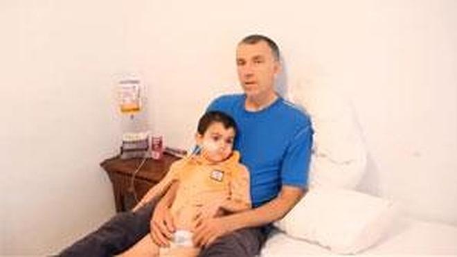 """El padre: """"Nos han tachado de secuestradores. Sólo queremos otro tratamiento"""""""