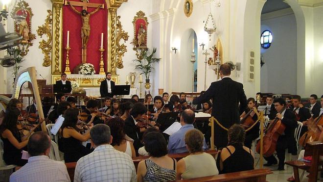 Una gran fiesta de melodías en el pueblo natal de Eduardo Ocón