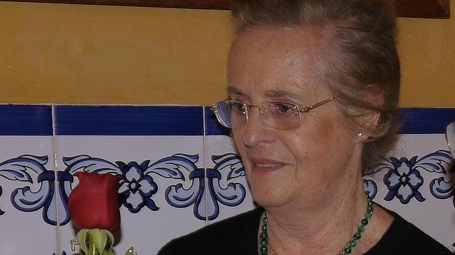 Homenaje a María Victoria Atencia en Los Lunes de El Pimpi