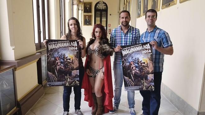 La décima edición de ImaginaMálaga contará con Esteban Maroto y Esteban Ibarra como principales invitados