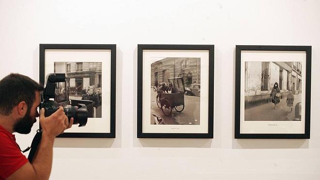 """La Térmica acoge la """"fotografía humanista"""" de Robert Doisneau"""