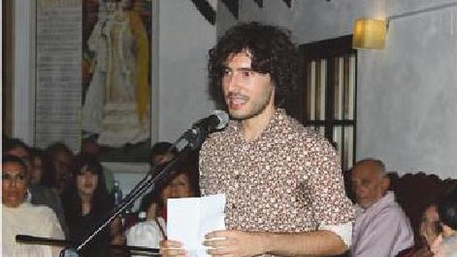 Ángelo Nestore, en los Lunes al Pimpi