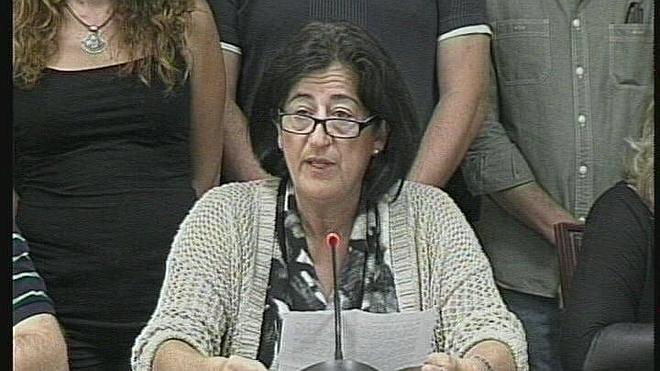 La alcaldesa de Manilva precipitó su dimisión al estrecharse el cerco policial sobre ella y su familia
