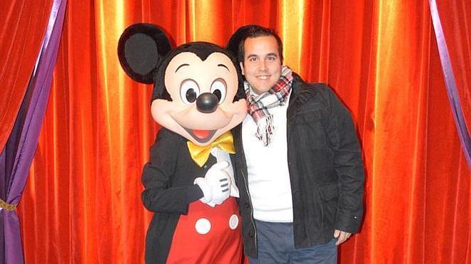 "Bartolomé Sebastián Gil Estrada: ""La llamada de Disney cambió mi vida"""