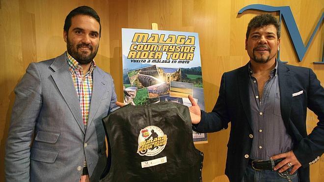 'La vuelta a Málaga en moto' recorrerá todas las comarcas a lo largo de 1.700 kilómetros