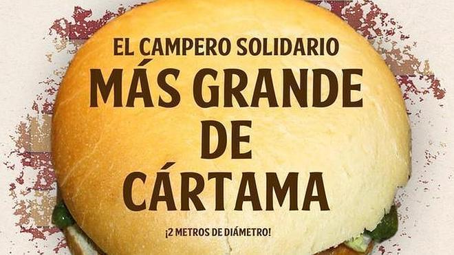 Elaborarán en Cártama un campero gigante para venderlo en porciones con fines sociales