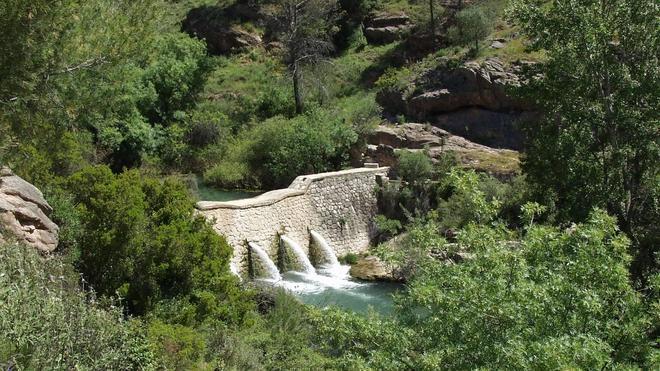 Sendero del Valle de Lifa