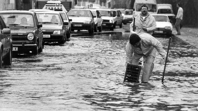 Especial multimedia sobre las inundaciones de 1989: El día en el que empezó el diluvio