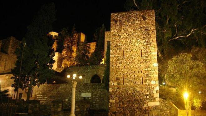 Agotadas las 1.600 entradas para visitar la Alcazaba durante las noches de Navidad
