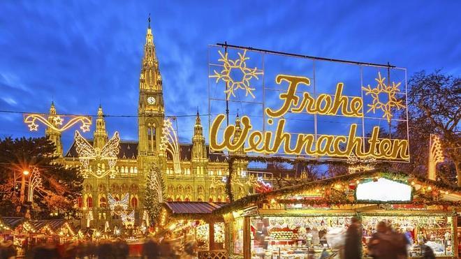 Una Navidad muy europea