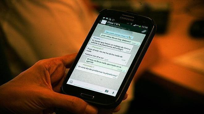 La polémica llega a WhatsApp de la mano de grupos que promueven la anorexia