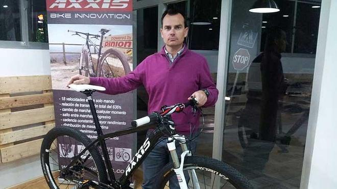 Nace en Coín Axxis Bikes, una empresa pionera con tecnología de alta gama