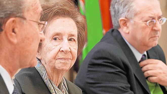 Margarita Salas anima a las instituciones a invertir en investigación porque da resultados