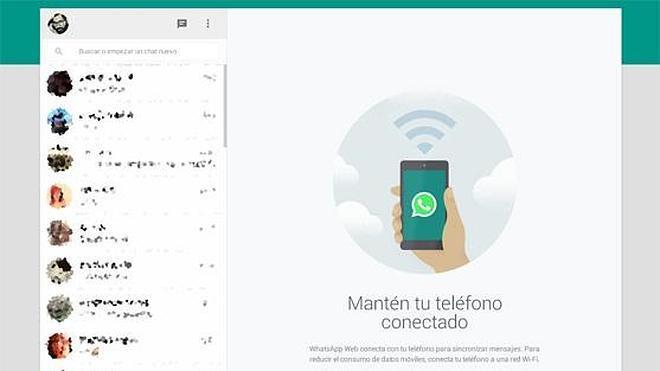 Cómo usar WhatsApp Web (en 4 pasos)