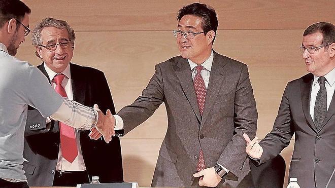 Samsumg ratifica su compromiso con Málaga y anuncia un nuevo curso de aplicaciones móviles
