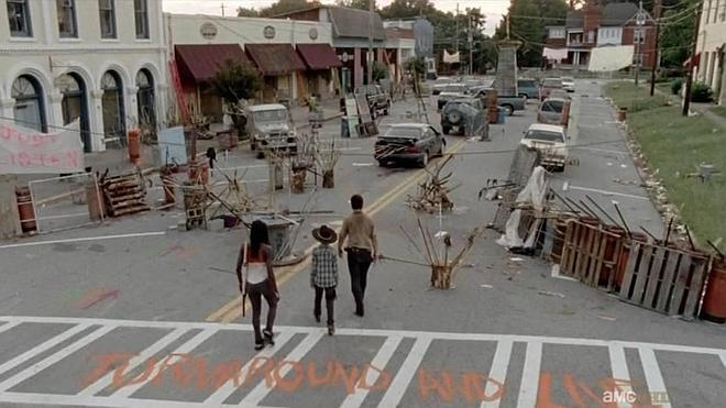 A la venta un pueblo donde se rodó 'The Walking Dead'