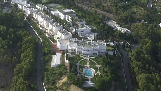 Ricos, famosos y con casa en Marbella