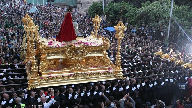 Itinerarios de las procesiones del Lunes Santo 2017